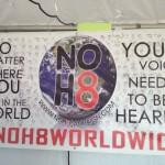 Nene Leakes NoH8 LA Pride 2012 - 1
