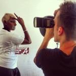 Nene Leakes NoH8 LA Pride 2012 - 2