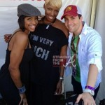 Nene Leakes NoH8 LA Pride 2012 - 4