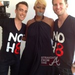 Nene Leakes Takes on 2012 LA Gay Pride + Poses For NOH8 Campaign… [PHOTOS]