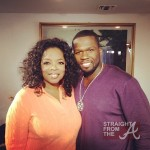 "Boo'd Up ~ Oprah Winfrey & Curtis ""50 Cent"" Jackson… [PHOTOS + VIDEO]"