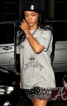 Rihanna Crude T-Shirt 062012-3