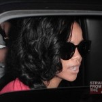 Rihanna Reportedly Loves Being The Center Of Chris Brown Drake Drama… [PHOTOS]