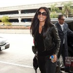 Sheree Whitfield LAX 060412 - 2