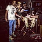 "Keyshia Cole Returns! Behind the Scenes of ""Enough of No Love"" Video Shoot…"