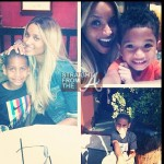 Quick Pics: Ciara Plays Nanny For Lala & Carmelo… [PHOTOS]