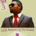 love according to musiq - cover