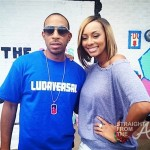 Good in the 'Hood: Ludacris, Keri Hilson 'Do Something' Great For Local High School… [PHOTOS]