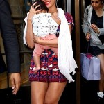 """Beyonce """"Uncovers"""" Baby Blue Ivy + Reveals New Nubian Doo… [PHOTOS]"""