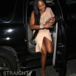 Spotted: Marlo Hampton Dines in Hollywood & Gambles in Detroit… [PHOTOS]