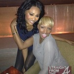 Nene Leakes Cynthia Bailey StraightFromTheA 3