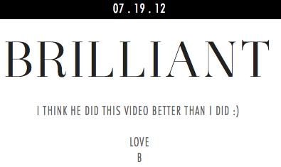 Beyonce response