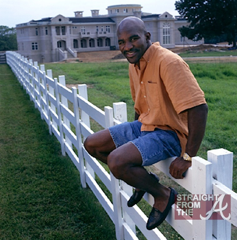 Rick Ross Evander Holyfield House