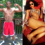 "Beach Body Motivation: Stevie J & ""Mr"" Joseline of Love & Hip Hop Atlanta… [PHOTOS]"