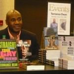 Terrance Dean Book Signing