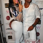 SPOTTED: Love & Hip Hop Atlanta's Stevie J & Joseline at ATL Live On The Park… [PHOTOS]