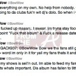 Bow Wow Tweets