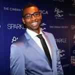Cullen Jones @ SPARKLE NY Premiere
