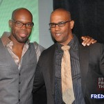 Cynthia Bailey Model Search - Derek Blanks