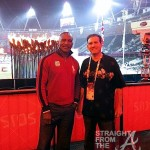 Evander Holyfield London SFTA-11