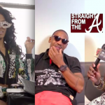 Funky Dineva Interviews Joseline & Stevie J Backstage During Love & Hip Hop Atlanta Reunion… [VIDEO]