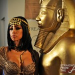 Starring Stacey Dash As Cleopatra…. [PHOTOS]