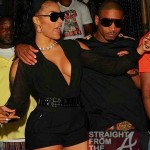 Boo'd Up – Stevie J & Joseline at Mansion Elan in Atlanta… [PHOTOS]