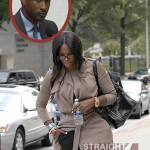 Raymond vs. Raymond – Usher & Tameka Return To Court For Custody Battle… [PHOTOS + VIDEO]