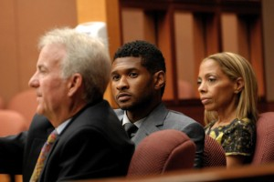 Usher Tameka Custody Hearing 2012 SFTA-35