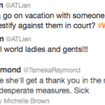 atlien tweets