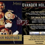 evander holyfield auction