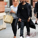 Cheap Date: Kanye & Kim K. Do Micky D's… [PHOTOS]