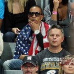 Quick Flix – Ludacris Supports Team USA in London… [PHOTOS]