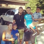 Usher & Grace - One Big Happy Family
