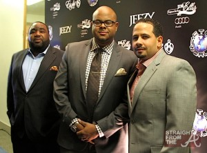 Kenion Johnson (Interscope) and guests