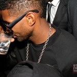 Usher Free Liquor