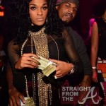 Stevie J & Joseline Make It Rain at Diamonds of Atlanta Strip Club… [PHOTOS]