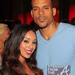 Boo'd Up ~ Matt Barnes & On Again/Off Again Fiancé Gloria Govan (Basketball Wives LA) Club Hop In Atlanta… [PHOTOS]