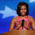 Michelle Obama DNC 2012-8