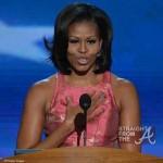 Michelle Obama DNC 2012-9
