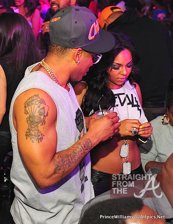 does ashanti and nelly still dating