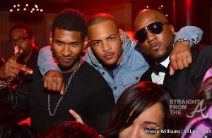 Usher T.I. Jeezy