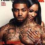 Scrappy Erica Dixon Engaged-1