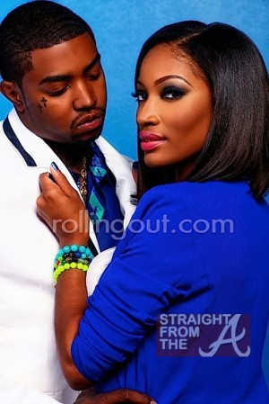Scrappy Erica Dixon Engaged-11