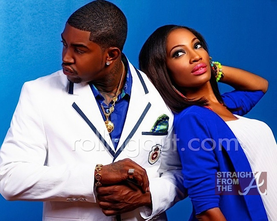 Scrappy And Erica Engagement Photos