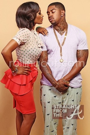 Scrappy Erica Dixon Engaged-6
