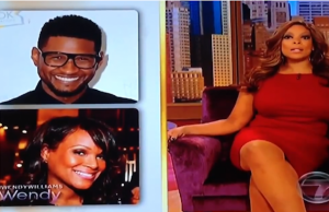 Wendy Williams Usher Tameka