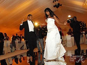 Usher Tameka Raymond Wedding