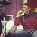 Usher interview