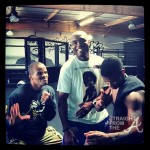 Usher training 3
